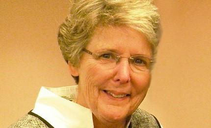 Sister Anne Shepard, OSB